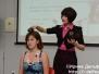 """Мастер класс \""""Волосы - украшение женщины. Стиль в прическах\"""" в Новгороде"""